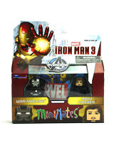 Marvel Minimates War Machine & Maya Hansen Iron Man 3 Figures Movie Series 49