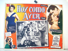 ¡ONLY AVAILABLE 24h.!/ NEVER SAY GOODBYE/ROCK HUDSON/1956/OPTIONAL SET/55198/1 M