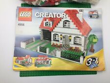 LEGO Creator 4956 HOUSE CHALET VILLA  3-in-1 - No Box ( Incomplete Not checked)