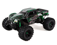 Traxxas X-Maxx 8S 4WD Brushless RTR Monster Truck (Green) #77086-4-GRN  OZRC