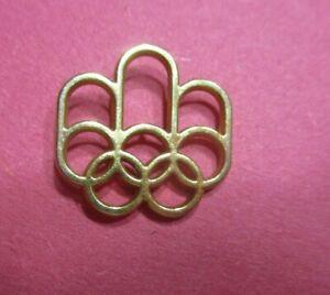 Montreal Canada Olympic Logo 1976 Lapel Pin