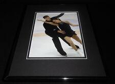 Jamie Sale & David Pelletier Framed 11x14 Photo Display
