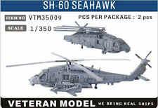 VETERAN 1/350 VTM-35009 SH-60 SEAHAWK (2 pcs in Box)