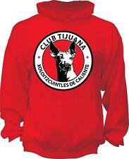 Xolos Tijuana Mexico Hooded Sweatshirt Hoodie Hoody Sudadera Xoloitzcuintles