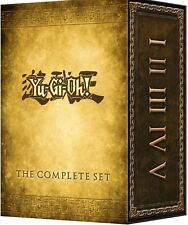 Yu-Gi-Oh! the Complete (32 Disc) DVD Series Set 1-5 - Season 1 2 3 4 5 - YUGIOH