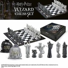 More details for harry potter wizard chess set final challenge movie noble collection licenced