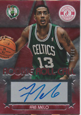 Fab Melo 2012 Panini Totally Certified Rookie RC autograph auto card 51 /79