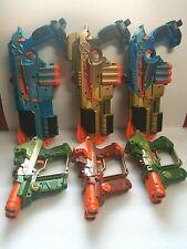 ×6) Tiger Electronics Lazer Tag Guns