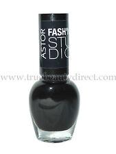 ASTOR Fash'n Studio Nail Color 6 Ml Assorted Colours 08 Black