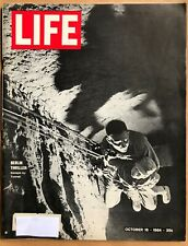 LIFE Magazine October 16, 1964 Berlin Thriller: Escape by Tunnel