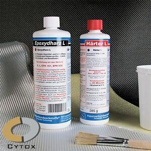 R&G Epoxydharz u. Härter L 1 kg Gebinde