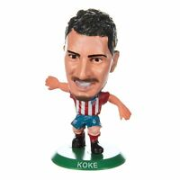 Atlético de Madrid Football Sports Koke SoccerStarz