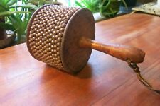 vintage M Cohen Cabasa Rhythm Shaker - Latin Percussion instrument