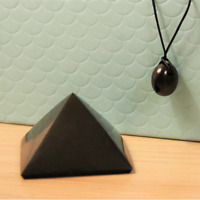 Karelian Shungite Comprehensive Protection Set against EMF and Geopathic Stress
