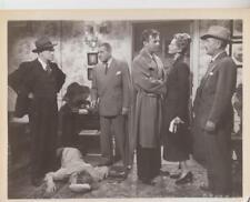 "Scene from ""Crime Doctors Day"" Vintage Movie Still"