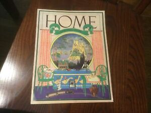 1926 Sisson Bros.-Welden Dept. Store Binghamton NY Home Magazine-16 Pages  #1127