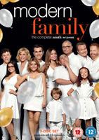 Modern Family: The Complete Ninth Season DVD (2018) Ed O'Neill cert 12 3 discs