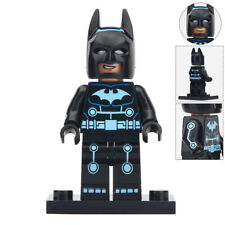 Batman (Electric) - Marvel Universe Lego Moc Minifigure Gift For Kids [Electro]