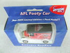 Rare 2000 AFL Football Collectable Club Car ESSENDON BOMBERS T Model Ford