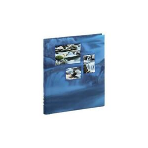 "Fotoalbum Hama ""Singo"" 20 Seiten 28x31 selbstklebend Aqua 106267"