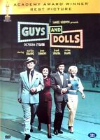Guys and Dolls (1955) New Sealed DVD Marlon Brando