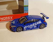 Renault Megane Sport, azul, norev , 1:64