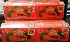 Papaya & Honey Soap (3 pieces)