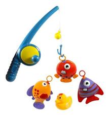 Hook And Reel Fishing Toy Playset For Kids #ps663