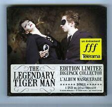 CD + DVD (NEW) THE LEGENDARY TIGER MAN MASQUERADE