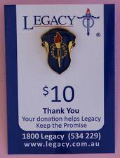 New Legacy Badge - $10