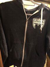WWE ultimate warrior hooded sweatshirt