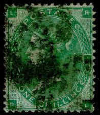 SG90, 1s green, USED. Cat £300. RL