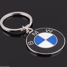 BMW Metal car styling key ring key chain fob holder car accessories