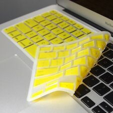 YELLOW Keyboard Cover Skin for Macbook Air 13 A1369