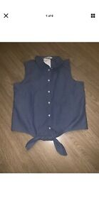 Girls Top/ Shirt Age 13-14 Years New With Tags
