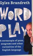 WORD PLAY - BRANDRETH, GYLES - NEW HARDCOVER BOOK