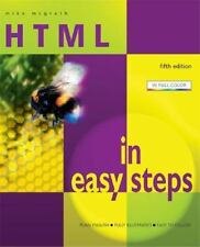 HTML in Easy Steps (In Easy Steps)