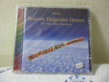 CD Thors FANTASTIC DIDGERIDOO DREAMS The Trance Music Experience NEU & OVP