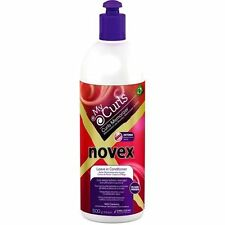 Embelleze Novex Crema De Peinar My Curls Mis Rizos Intense 500ml