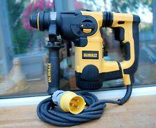 💛 DeWALT® D25323 L Shape SDS + Hammer Drill 3 Mode Low Vibration 110V 800W
