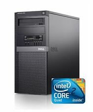 Dell 960 Tower Pc Computer Quad 2.50GHz 4GB Ram No HD No Os 1 year Warranty