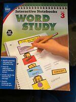 Interactive Notebooks: Interactive Notebooks Word Study, Grade 3 by...