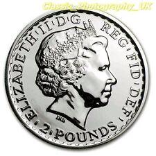 UNCIRCULATED! 1Oz Silver Britannia 2012 Coin One Ounce 0f Fine Silver .999 Pure
