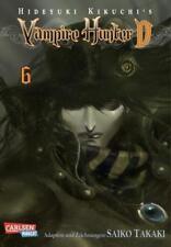 Vampire Hunter D 6 von Hideyuki Kikuchi und Saiko Takaki (2012, Taschenbuch)