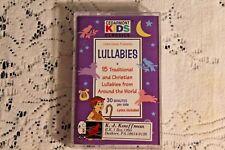 1993 Kids Classics Little David Presents 15 Lullabies Traditional & Christian