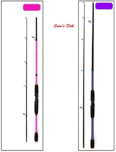 6 or 7 Foot Carbon Fiber Fishing Spinning Rod Sea Saltwater Quality~FREE Ship