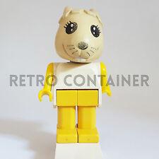LEGO Minifigures - 1x fab2b - Bunny 3 - Fabuland Omino Minifig 3635 3627 3624