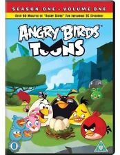 Angry Birds Toons: Season One - Volume One DVD Free postage