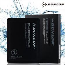 DUNLOP For Man Dynamic Black Mask Dual action WrinkleCare & Whitening Anti-Aging