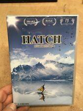 Hatch:An Extraordinary Fly Fishing Film(UK DVD)New+Sealed Greg French Gin Clear